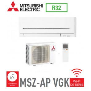 Mitsubishi MURAL INVERTER modèle MSZ-AP42VGK