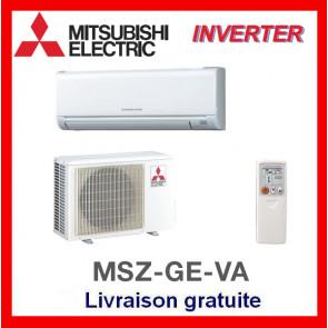 Mural réversible Inverter Mitsubishi MSZ-GE35VA