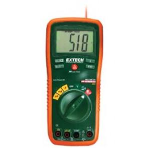 Multímetro Digital com Termômetro IV EX450