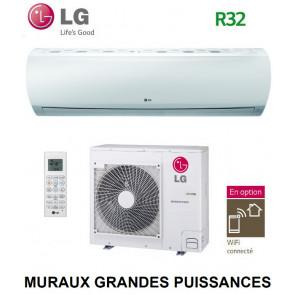 LG Mural Grande Puissance UJ30R.NR0 - UU30WR.U40