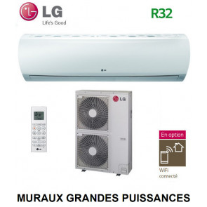 LG Mural Grande Puissance UJ36R.NR0 - UU36WR.U30