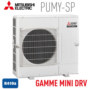 Unité extérieure réversible PUMY-SP140VKM/YKM de Mitsubishi