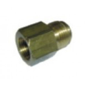 Conector redução 3/8F SAE x 1/2 M SAE
