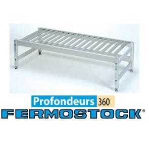 "Prateleira baixa - 360 mm ""Fermostock"""