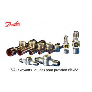 Voyants liquides pour pression élevée SG+ de Danfoss