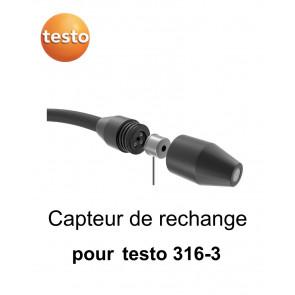 Capteur de rechange pour testo 316-3