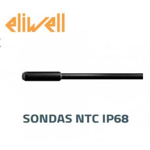 "Sonda NTC - IP68 ""Eliwell"" preta 3 m - SN8T6H3002"