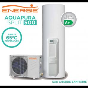 Pompe à chaleur AQUAPURA SPLIT 500 I de Energie