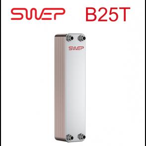 Echangeur à plaques B25THX40 de SWEP