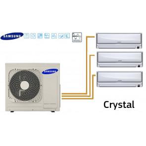 Samsung CRYSTAL Tri-Split AJ070FCJ4EH + 3 MH026FAEA