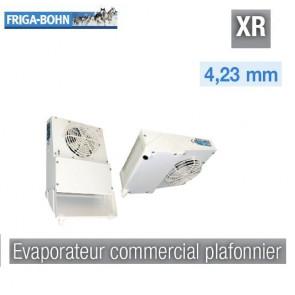 Evaporateurs plafonniers/muraux «XR» de Friga Bohn - Pas d'ailettes 4,23 mm.